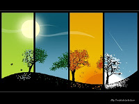 rhythm of seasons