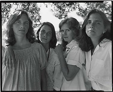 The Brown Sisters, Nicholas Nixon, 1985 (metmuseum.org)