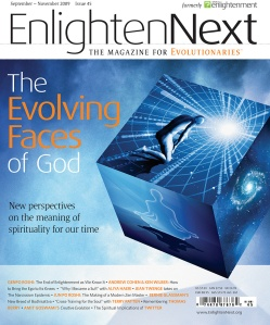 Carter Phipps is the current executive editor of EnlightenNext magazine. (blog.enlightennext.org)