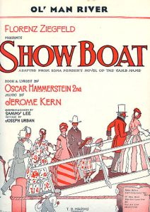The 1927 sheet music for