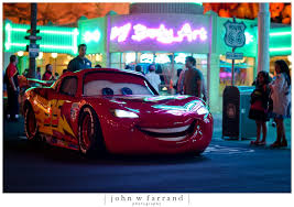 The idea of a living car is cute Disney but unappealing otherwise, since it is the human driver who brings it to life. (johnwarrand.com)