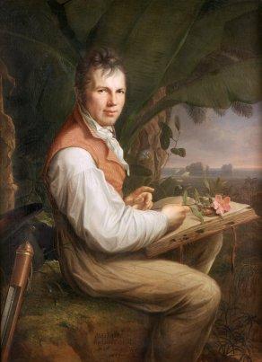 Humboldt portrait 1806 Friedrich Georg Weitsch (Wikipedia)