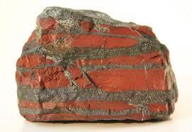 banded iron (britanica.com)